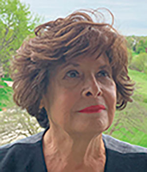 Author Victoria Olivett